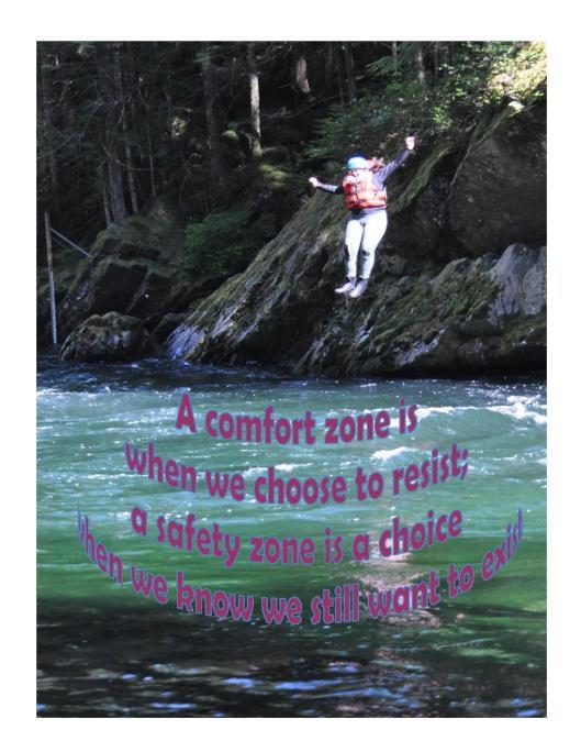 Comfort vs Safety