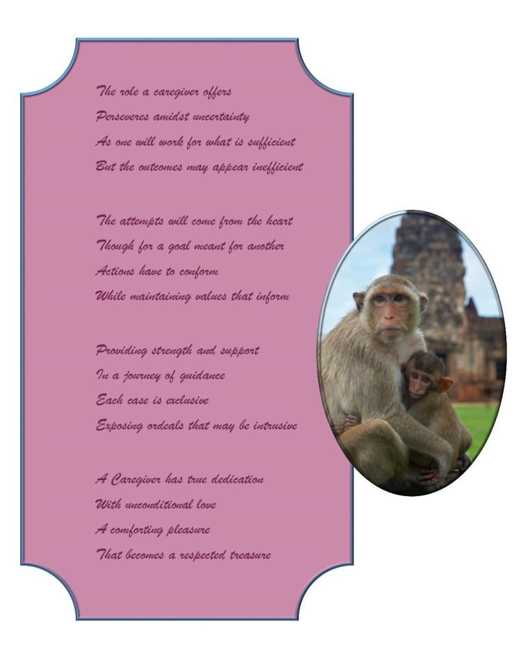 Role of a Caregiver