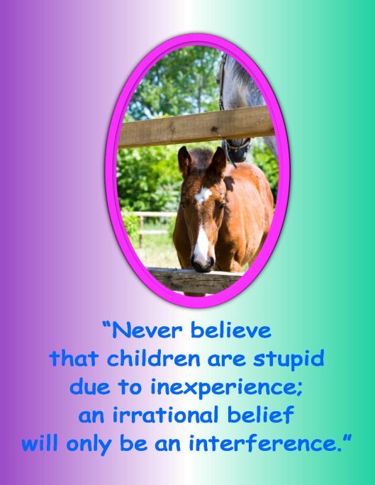 Irrational Belief